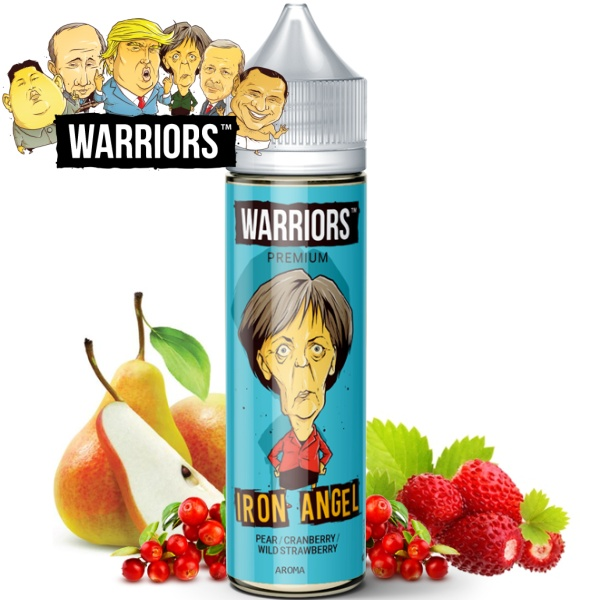 ProVape Warriors Shake and Vape The Iron Angel 20ml