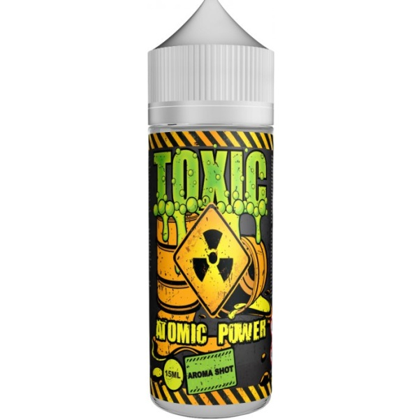 TOXIC Shake and Vape 15ml Atomic Power