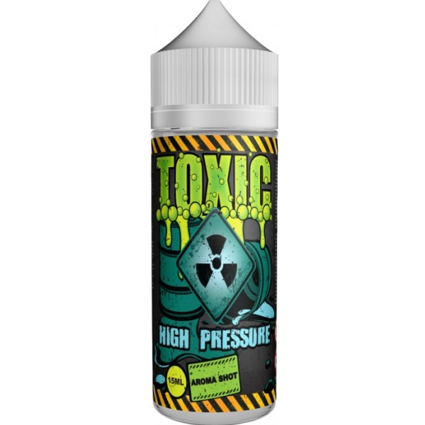 TOXIC Shake and Vape 15ml High Pressure