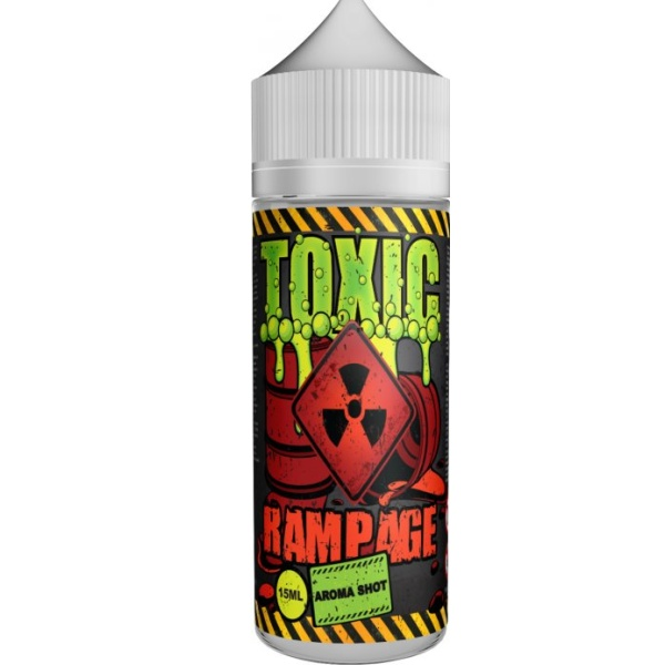 TOXIC Shake and Vape 15ml Rampage