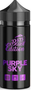 Příchuť KTS Black Edition Shake and Vape 20ml Purple Sky
