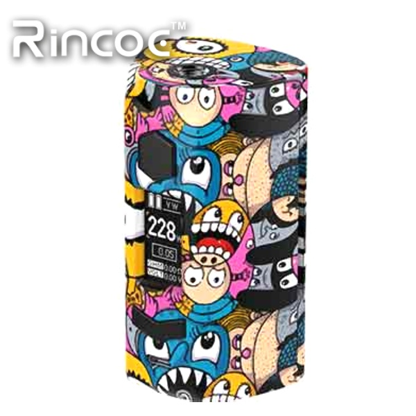 Rincoe Manto S 228 W grip Monster