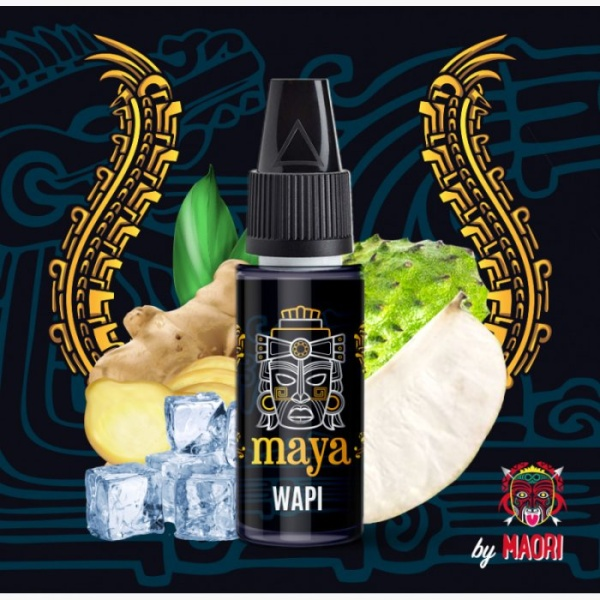 Full Moon Maya 10ml WAPI