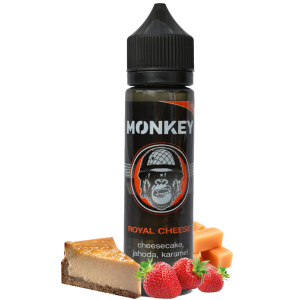 MONKEY liquid ROYAL CHEESE Shake and Vape 12ml