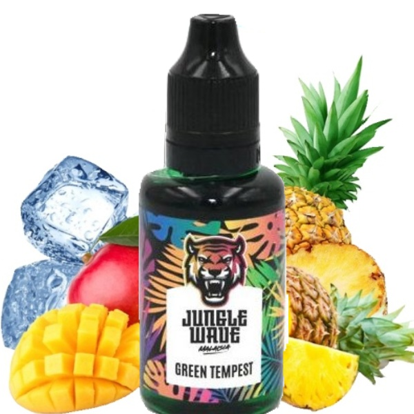 JUNGLE WAVE Green Tempest 30ml