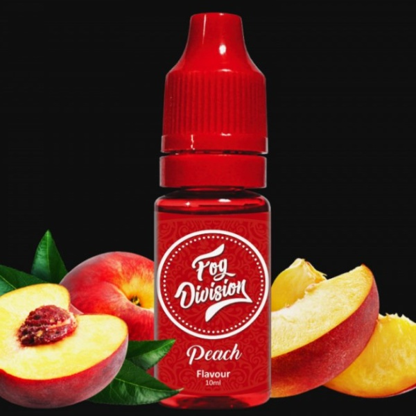 Fog Division Peach 10ml