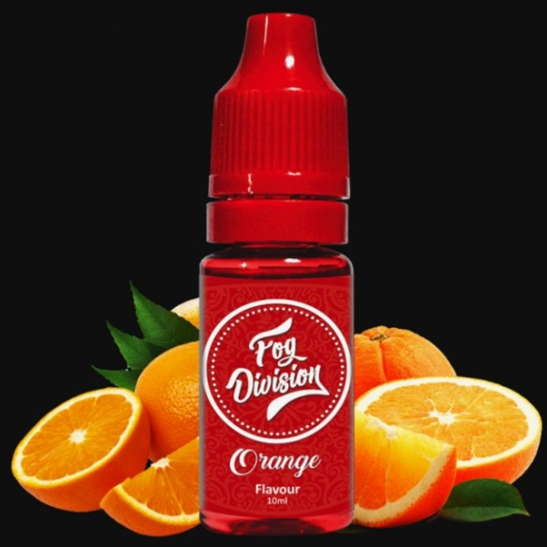 Fog Division Orange 10ml