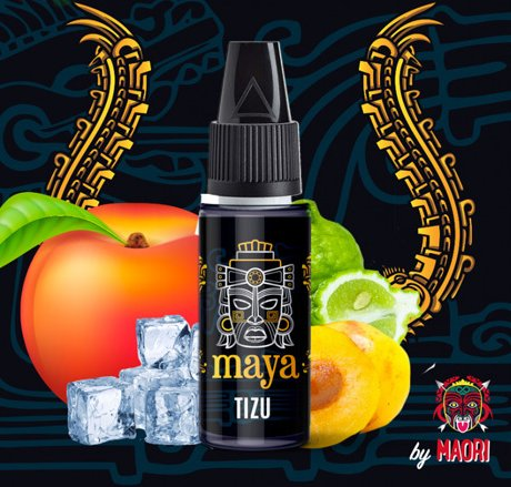 Full Moon Maya 10ml Tizu