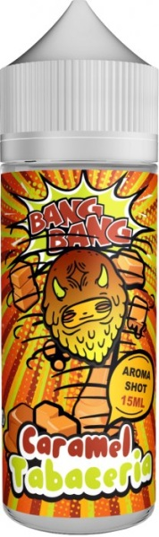 BANG BANG Shake and Vape 15ml Caramel Tabaceria