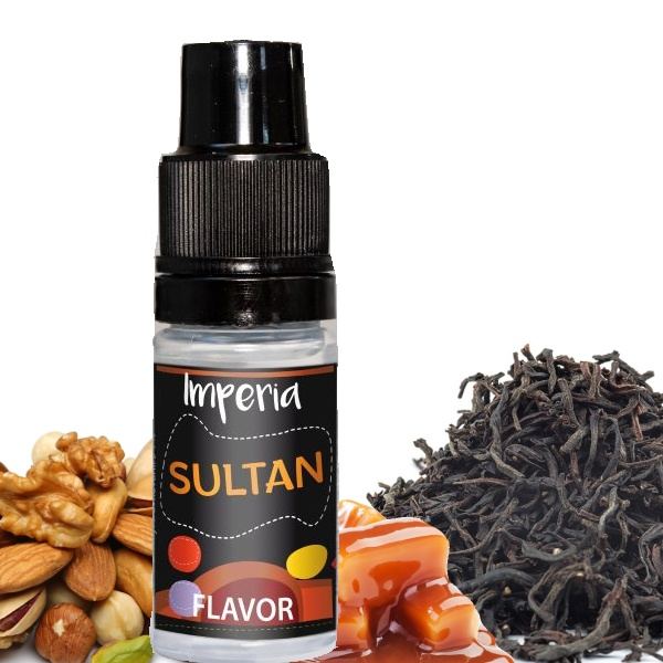 IMPERIA Black Label Sultán 10ml