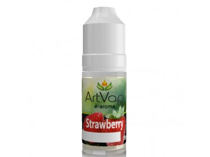 Příchuť ArtVap 10ml Strawberry - Jahoda