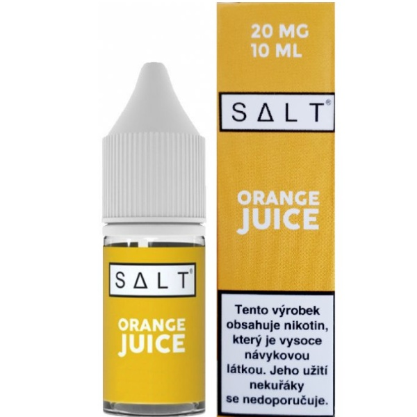 Juice Sauz SALT Orange Juice 10ml / 20mg
