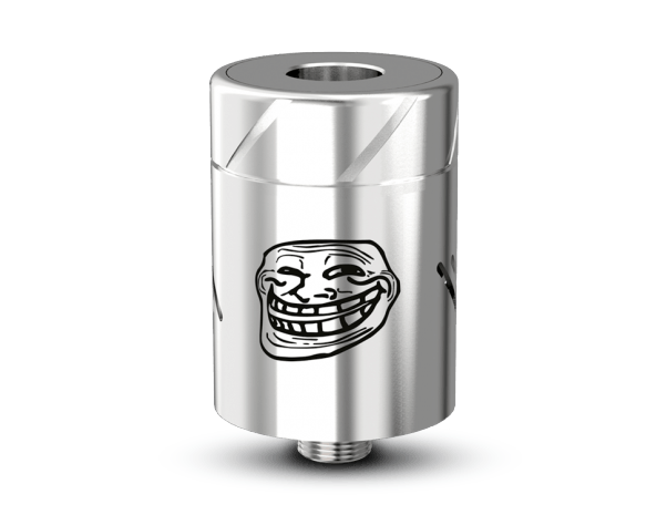 Wotofo The Troll RDA 22mm Silver