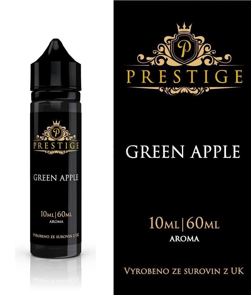 Prestige - Green Apple 10ml (Shake & Vape)