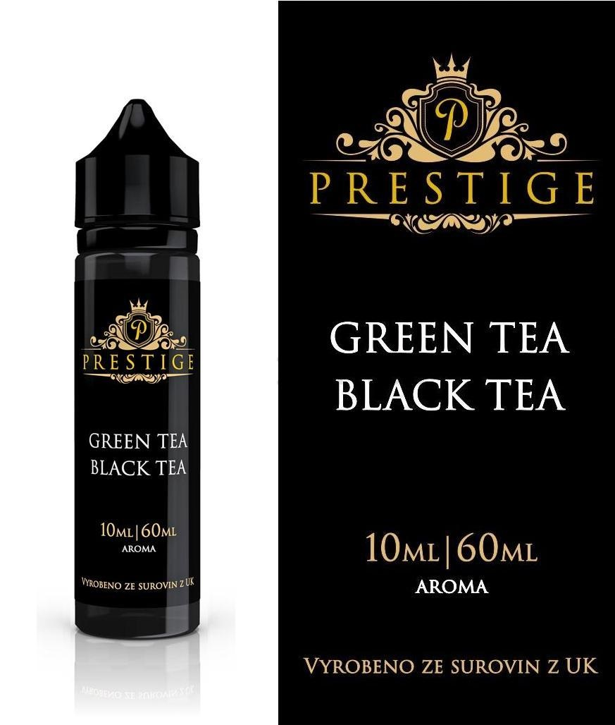 Prestige - Green Tea Black Tea 10ml (Shake & Vape)