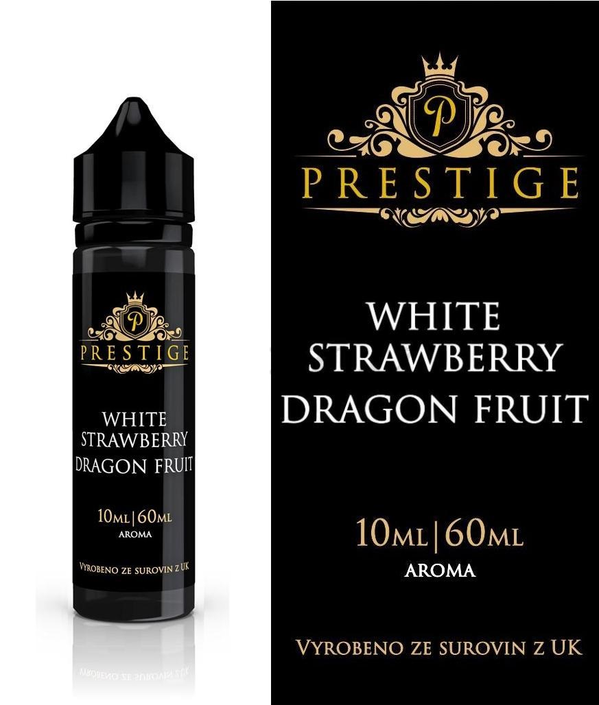 Prestige - White Strawberry Dragon Fruit 10ml (Shake & Vape)