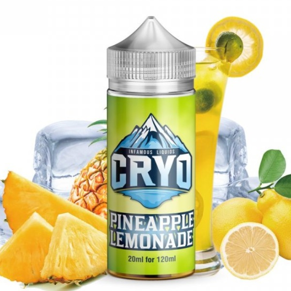 INFAMOUS CRYO 20ml Pineapple Lemonade