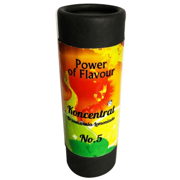 Power of flavour 10ml No. 5 (Broskev, limonáda)