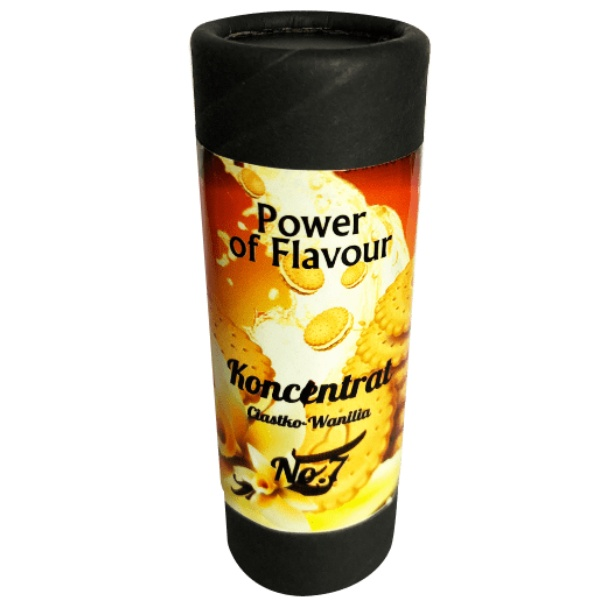 Power of flavour 10ml No. 7 (Cookies, vanilka)