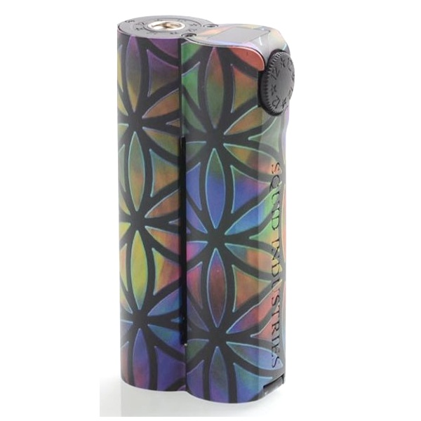 Squid Industries Double Barrel V3.0 150W Flower of Life