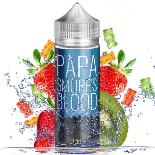 INFAMOUS Originals 12ml Papa Smurf´s Blood