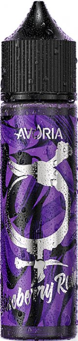 Avoria Shake and Vape 15ml Alchemie Blueberry Rain