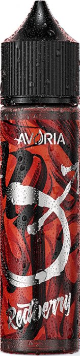 Avoria Shake and Vape 15ml Alchemie Redberry