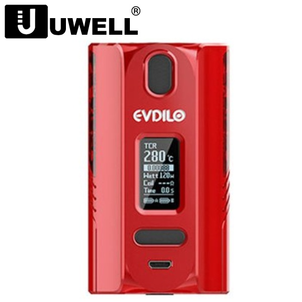 UWELL Evdilo 200W box Red