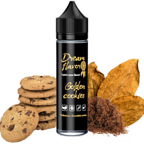 Dream flavor Golden cookies 12ml