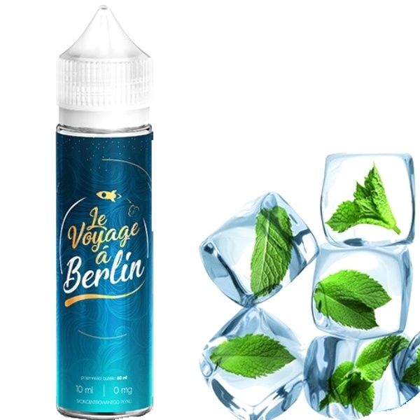 Le Voyage Shake and Vape Berlin 10ml