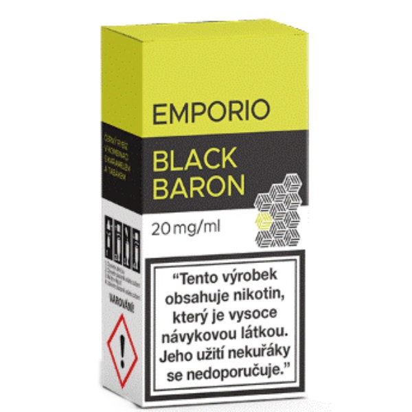 EMPORIO SALT Black Baron 20mg/10ml