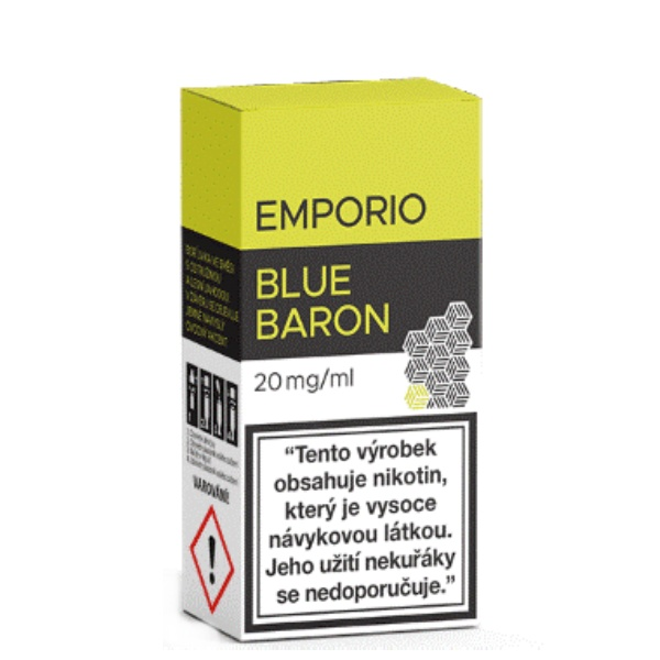 EMPORIO SALT Blue Baron 20mg/10ml