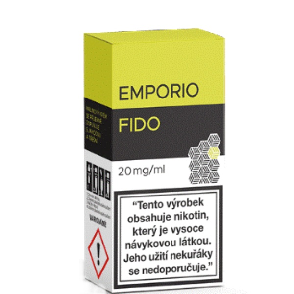 EMPORIO SALT Fido 20mg/10ml