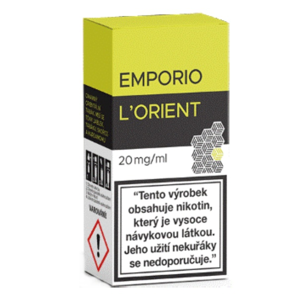 EMPORIO SALT L´Orient 20mg/10ml