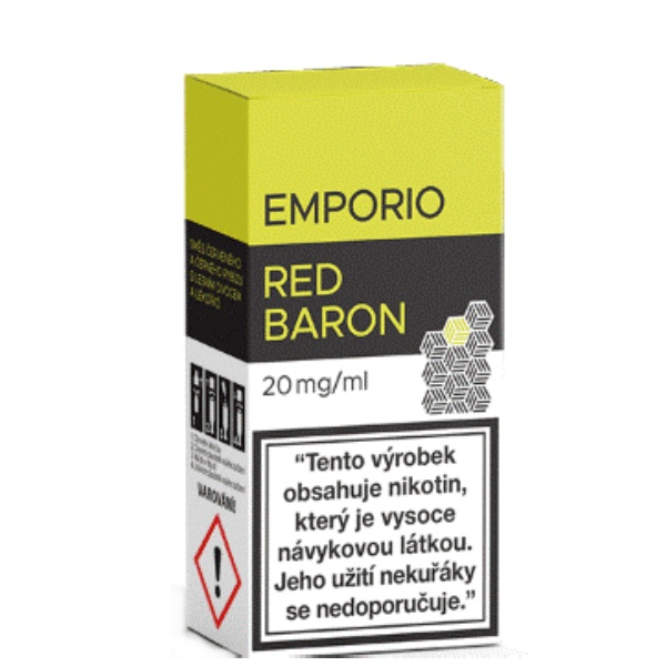 EMPORIO SALT Red Baron 20mg/10ml
