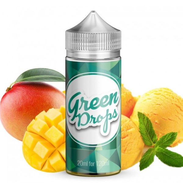 Infamous Drops 20ml Green Drops