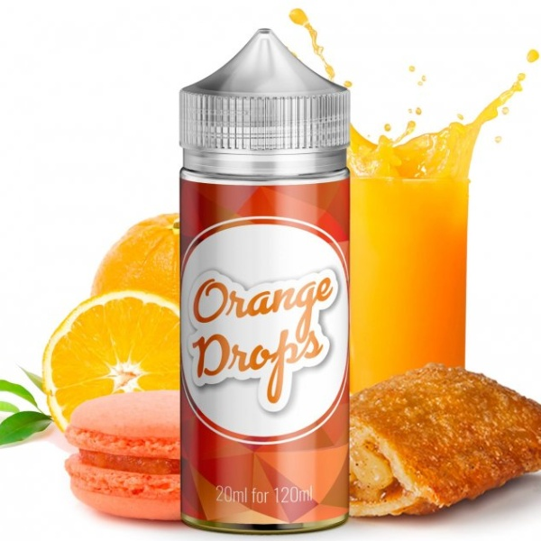 Infamous Drops 20ml Orange Drops