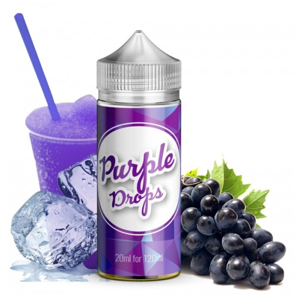 Infamous Drops 20ml Purple Drops