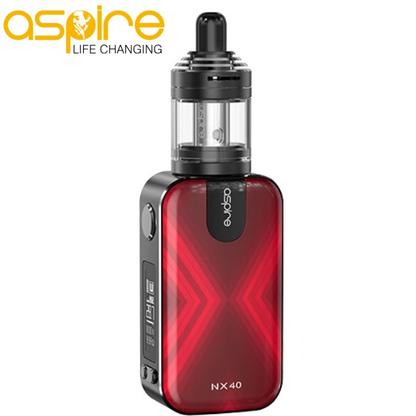 Aspire NX40 kit Ruby