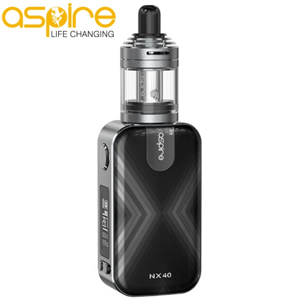 Aspire NX40 kit Gun metal
