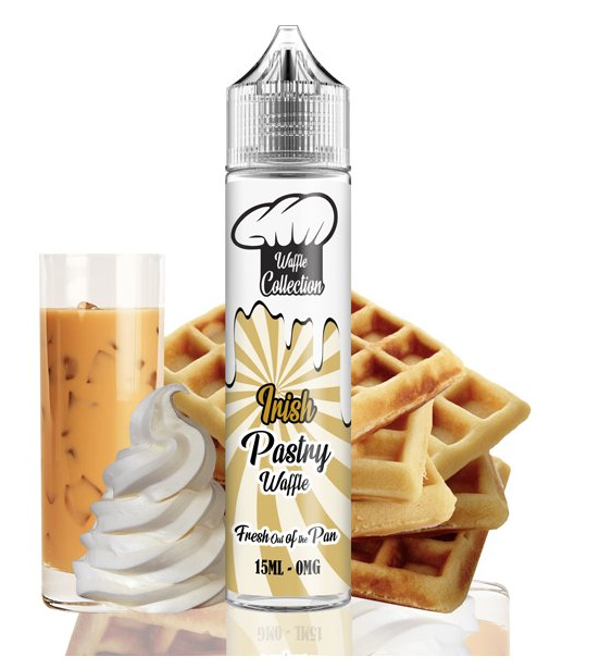 Waffle Collection Shake and Vape 15ml Irish Pastry