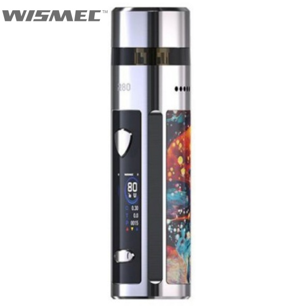 Wismec R80 grip Full Kit Quantum World