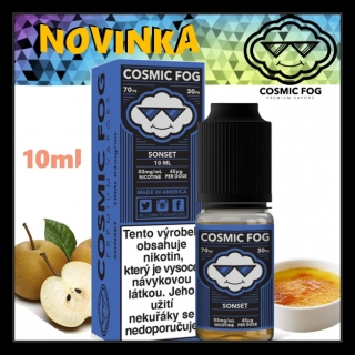 Liquid COSMIC FOG Sonset 10ml / 3mg
