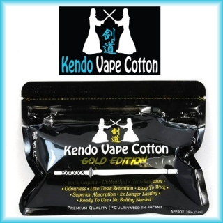Kendo Cotton Gold Edition 1 m