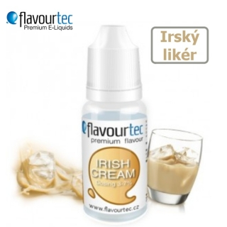 Flavourtec Irish Cream (Irský likér) 10ml