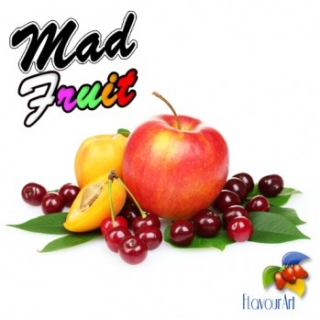 Flavourart Aroma Mad Fruit (Ovocný mix) 10 ml