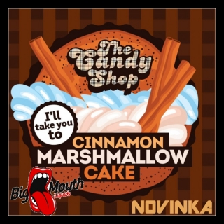 Aroma Big Mouth - The Candy Shop CINNAMON MARSHMALLOW 10ml