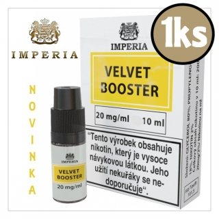 Booster báze Imperia Velvet (20/80) 20mg / 10ml
