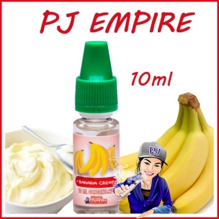 Aroma PJ Empire Straight Line Banana Cream 10ml