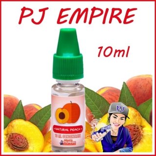 Aroma PJ Empire Straight Line Natural Peach 10ml